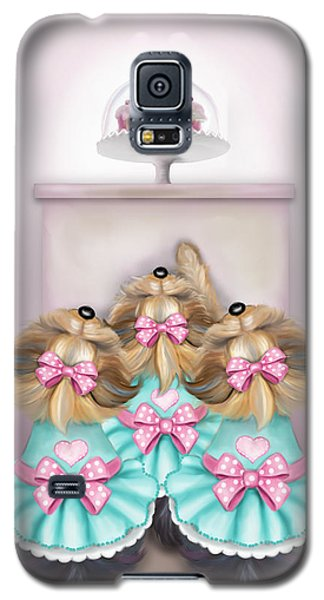 Saint Cupcakes Galaxy S5 Case