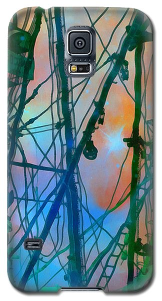 Saint Elmo's Fire Galaxy S5 Case