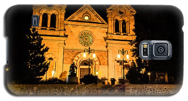 Saint Francis Cathedral Galaxy S5 Case