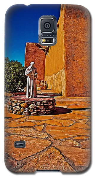 Saint Francis Galaxy S5 Case