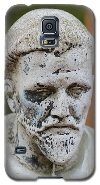 Galaxy S5 Case featuring the photograph Saint Francis by Cynthia Snyder