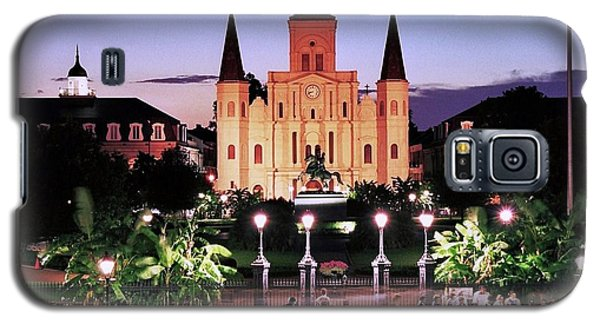 Saint Louis Cathedral New Orleans Galaxy S5 Case by Allen Beatty