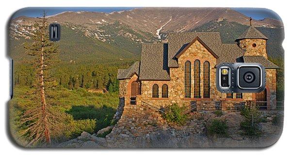 Saint Malo Chapel Galaxy S5 Case