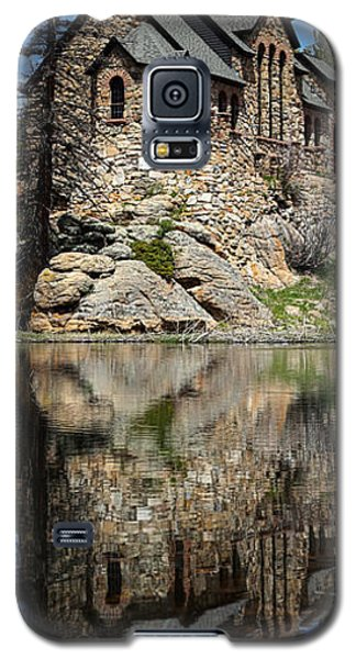 Saint Malo Chapel Galaxy S5 Case by Shane Bechler