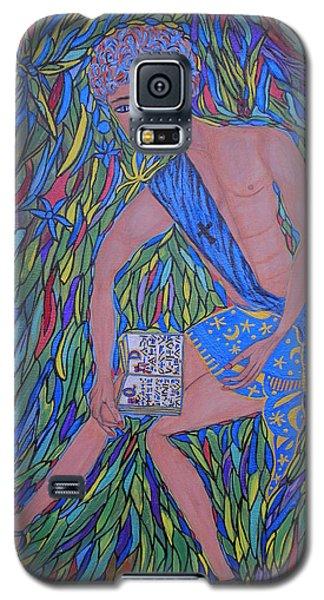 Saint Mark Galaxy S5 Case by Marie Schwarzer