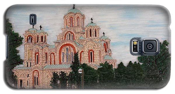 Saint Marko Church  Belgrade  Serbia  Galaxy S5 Case