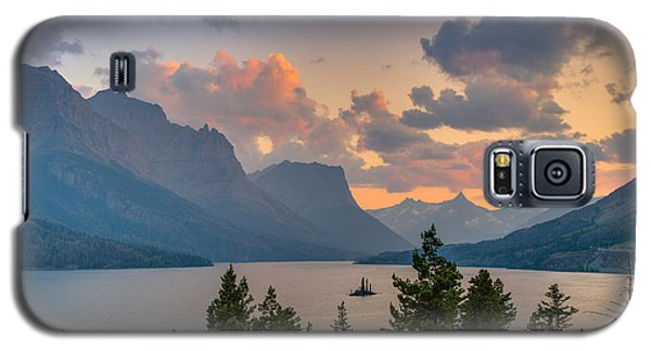 Saint Mary Lake Galaxy S5 Case