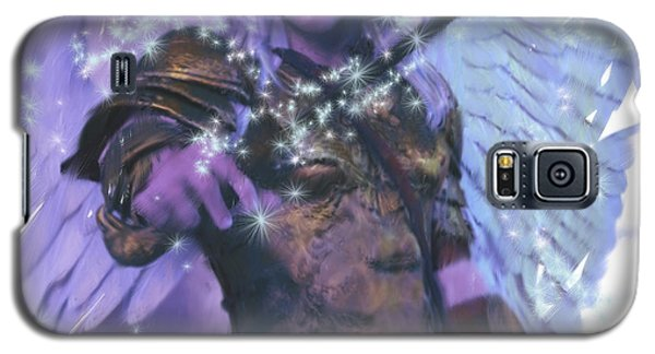 Saint Michael The Archangel Galaxy S5 Case by Suzanne Silvir