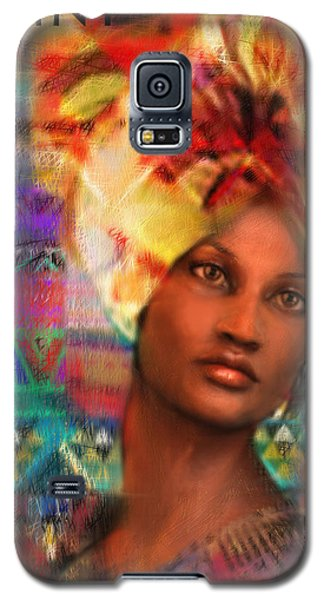 Saint Perpetua Of Carthage Galaxy S5 Case by Suzanne Silvir