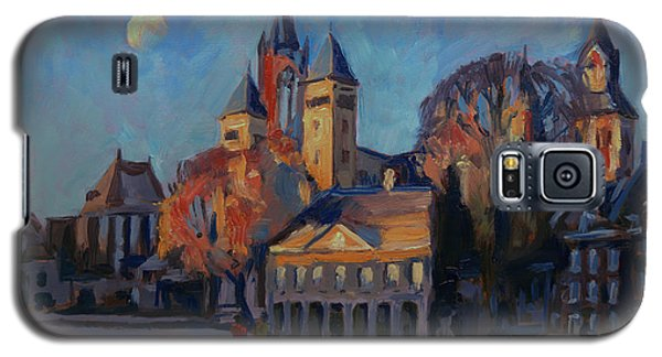 Saint Servaas Basilica In The Morning Galaxy S5 Case