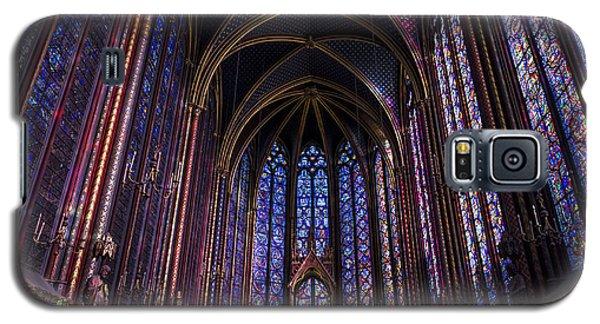 Sainte Chapelle Galaxy S5 Case