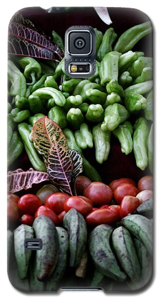 Salad Fixings Galaxy S5 Case