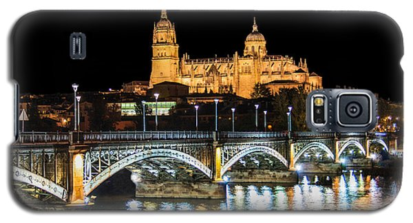 Salamanca At Night Galaxy S5 Case
