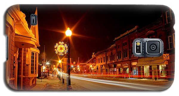 Salem Ohio Christmas Galaxy S5 Case