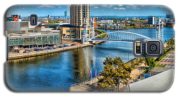 Salford Quays Galaxy S5 Case