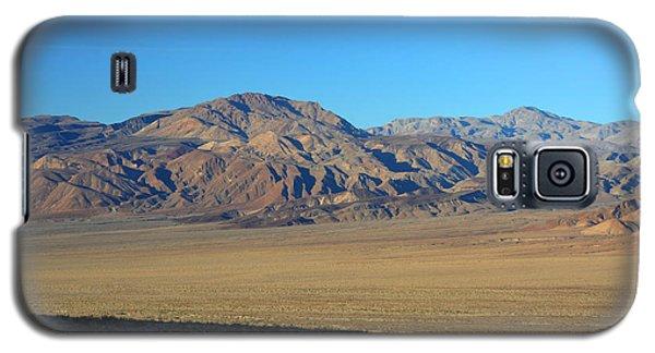 Saline Valley Sunset November 17 2014 Galaxy S5 Case