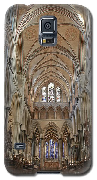 Salisbury Cathedral Quire And High Altar Galaxy S5 Case