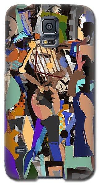 Salsa Caliente Galaxy S5 Case by Clyde Semler
