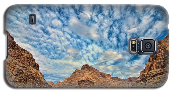Salt Creek Clouds Galaxy S5 Case