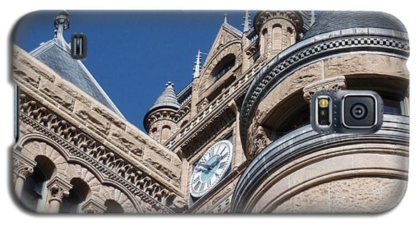 Galaxy S5 Case featuring the photograph Salt Lake City - City Hall - 1 by Ely Arsha