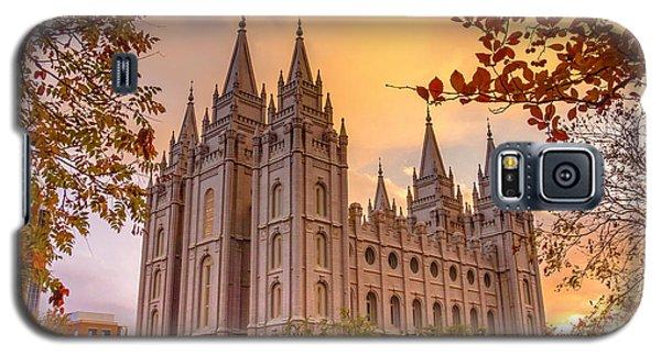 Salt Lake City Temple Galaxy S5 Case
