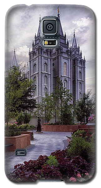 Salt Lake Temple Galaxy S5 Case