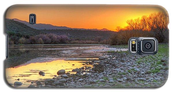 Salt River Bulldog Canyon Galaxy S5 Case