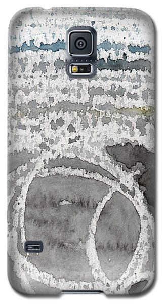 Saltwater- Abstract Painting Galaxy S5 Case
