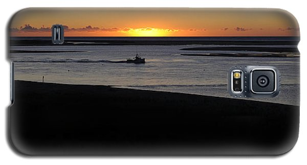 Salty Sunrise Galaxy S5 Case