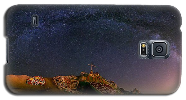 Salvation Mountain Galaxy S5 Case