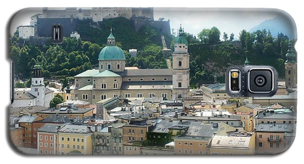 Salzburg Austria Old Town 3 Galaxy S5 Case