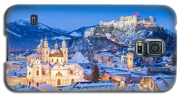 Salzburg In Winter Galaxy S5 Case