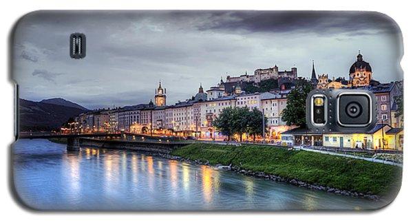 Salzburg Sunset Galaxy S5 Case