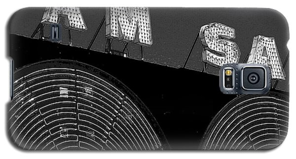 Sam The Record Man At Night Galaxy S5 Case
