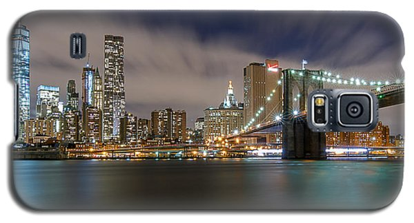 Galaxy S5 Case featuring the photograph Same Bat Time  by Anthony Fields