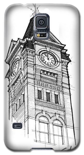 Samford Hall Galaxy S5 Case