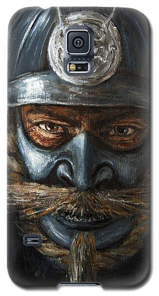 Samurai Galaxy S5 Case by Arturas Slapsys