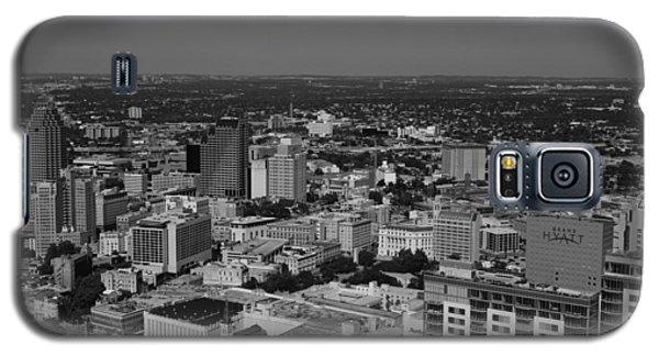 San Antonio - Bw Galaxy S5 Case by Beth Vincent
