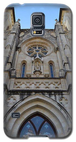 San Antonio Church 02 Galaxy S5 Case by Shawn Marlow
