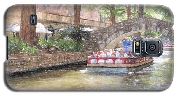 San Antonio River Walk  Galaxy S5 Case