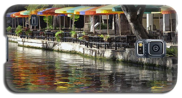 San Antonio River Walk Galaxy S5 Case