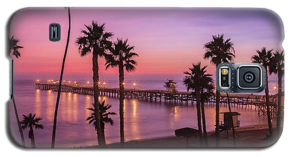 San Clemente Sunset Meditation Galaxy S5 Case