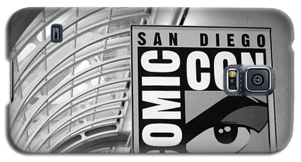 Galaxy S5 Case featuring the photograph San Diego Comic Con by Nathan Rupert