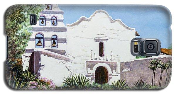 San Diego Mission De Alcala Galaxy S5 Case