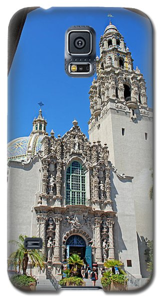 San Diego Museum Of Man Galaxy S5 Case