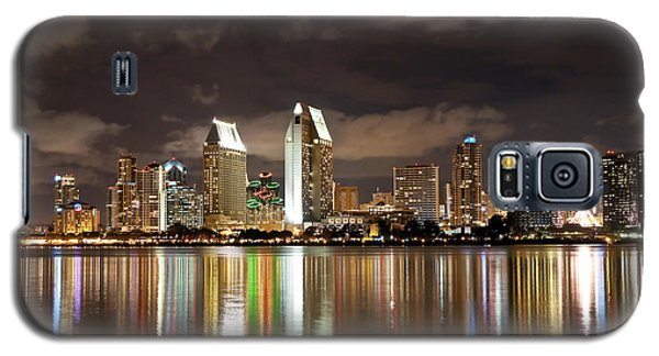 San Diego Skyline 1 Galaxy S5 Case