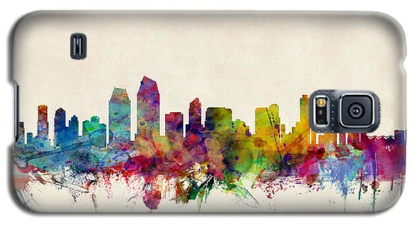 San Diego Skyline Galaxy S5 Case