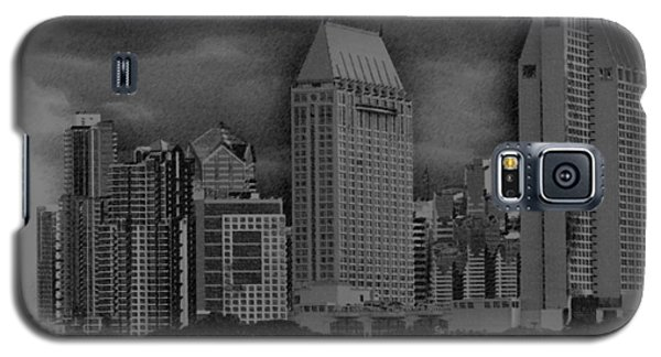 San Diego Storm Galaxy S5 Case by Kirt Tisdale
