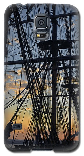San Diego Sunset Galaxy S5 Case by Marianne Campolongo