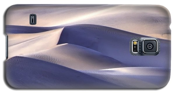 San Dunes Abstract Galaxy S5 Case